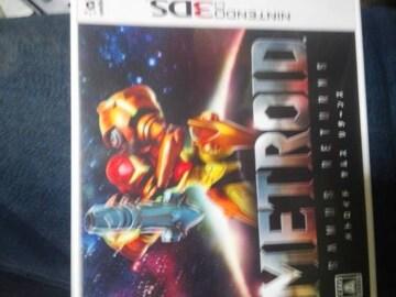 3DS「メトロイドサムスリターンズ」