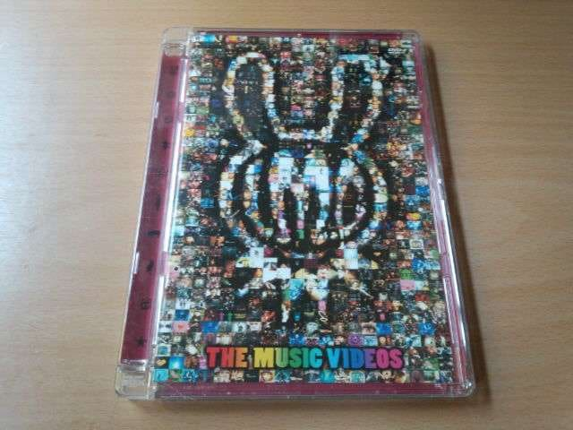 LM.C DVD「THE MUSIC VIDEOS」PV集●  < タレントグッズの