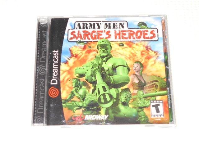 DC★ARMY MEN SARGE'S HEROS 海外版(国内本体動作不可)  < ゲーム本体/ソフトの