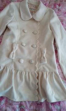 リズリサとマイメロちゃんコラボリズメロかわいいコート美品