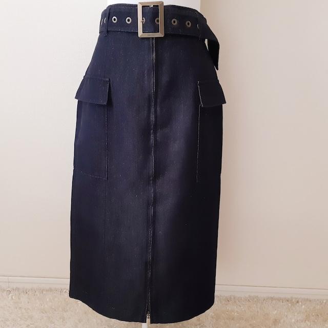 ◆美品◆エポカ◆EPOCA◆デニムタイトスカート◆38◆ < ブランドの