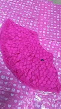 ジェニィ  JENNI  水玉  ピンク  スカート  150cm