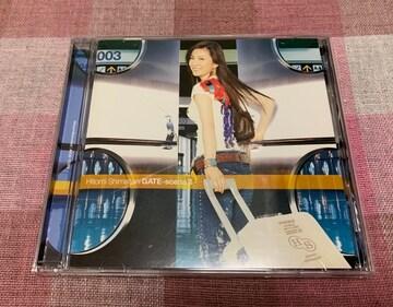★島谷ひとみ/CD/GATE〜scena 3〜