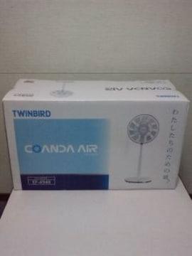 <送無>高性能扇風機EF-4948P[21600円]コアンダエア/希少ピンク+a
