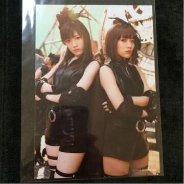 AKB48 渡辺麻友 高橋みなみ 特典 生写真