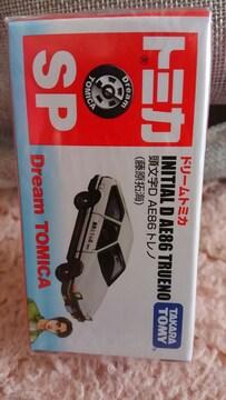 トミカ ドリームトミカSP 頭文字D トヨタ AE86トレノ 藤原とうふ店 未開封 新品