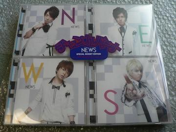 NEWS/チャンカパーナ【初回スペシャルBOX】4CD+DVD/他にも出品中