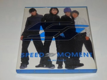 SPEED/MOMENT Best of