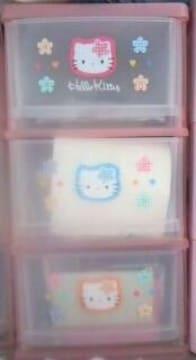 キティちゃんのチェスト ハローキティ