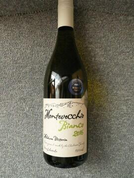ワイン「Montevecchio Biancoモンテヴィッキオビアンコ2016」