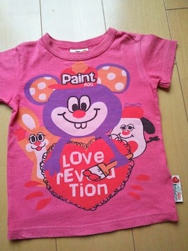 LoveRevolutionラブレボリューション110Tシャツ