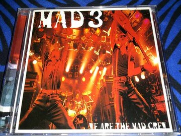 MAD 3/We are mad crew