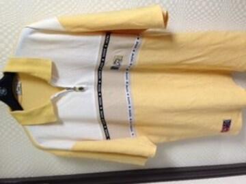 バジエスポーツ🌟半袖ハーフジップシャツ50