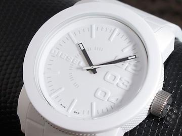 ディーゼル DIESEL 腕時計 DZ1436 ホワイト ホワイト