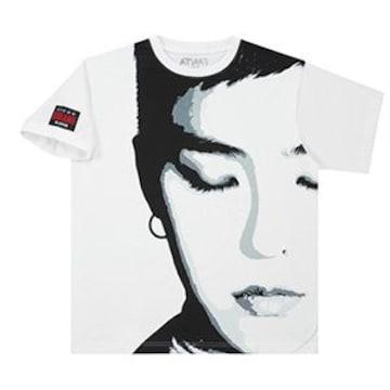 送料無料 BIGBANG G-DRAGON ジヨン フォトTシャツ