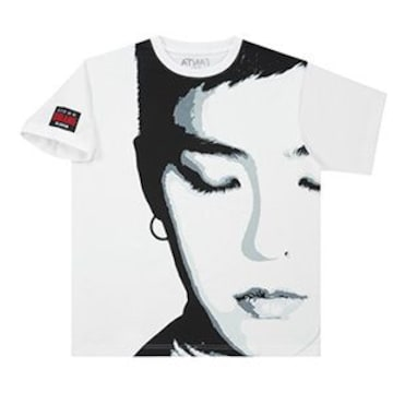 BIGBANG G-DRAGON ジヨン フォトTシャツ