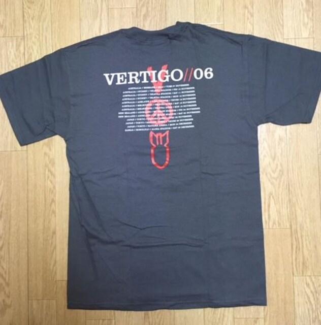 U2ユーツー☆未使用Tシャツ2枚セットMサイズ送料込 < タレントグッズの