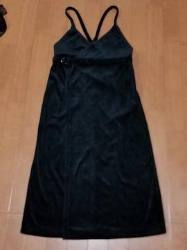 ◆ベロア巻きジャンパースカート◆