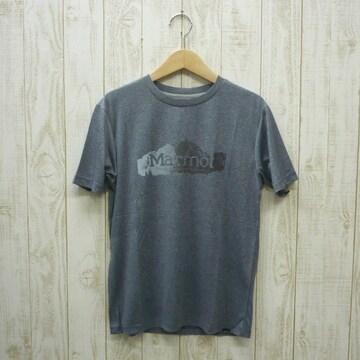即決☆マーモット特価マルーンベルズ半袖Tシャツ BLK/M 新品