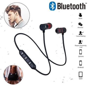 Bluetooth イヤホン ワイヤレスイヤホン  iPhone両耳  重低音
