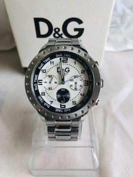 D&G 腕時計 ナバジョ DW0191 クォーツ