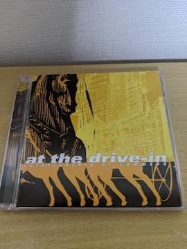 At The Drive-In(アット・ザ・ドライヴイン)「リレイションシップ・オヴ・コマンド」