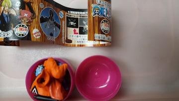 未使用ワンピースチョコエッグジンベエ