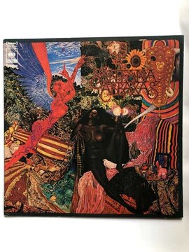 LPレコード、天の守護神サンタナ/サンタナ