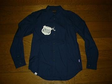 新品BALABUSHKAバラブシュカチェックシャツ2青薄手グッドイナフ