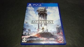 PS4 スターウォーズ バトルフロント / STAR WARS BATTLEFRONT スター・ウォーズ