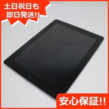 ●安心保証●判定○●美品●iPad2 Wi-Fi+3G 16GB ブラック●