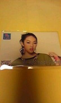 †E-girls†Highschool†love†musiccard重留真波
