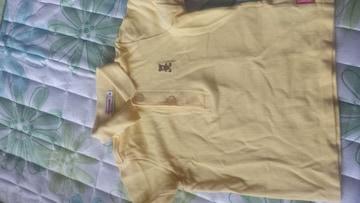 ミキハウス、半袖ポロシャツ90cm