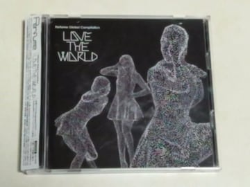 [CD+DVD][送込] パフューム Global Compilation LOVE THE WORLD