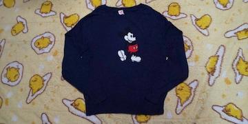 UNIQLO★ミッキーセーター★130