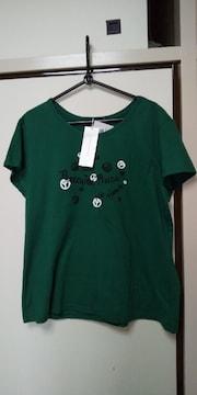 ベルメゾン購入のティシャツ♪LL新品