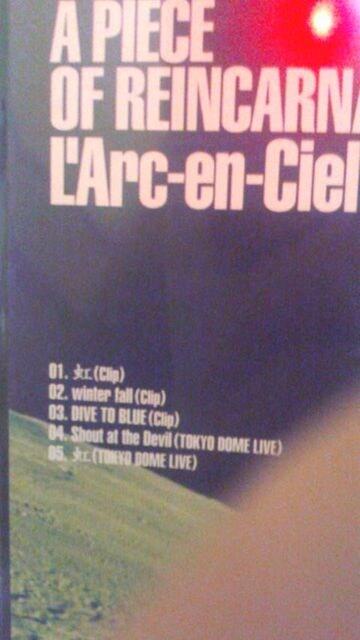 L'Arc〜en〜Ciel DVD〓〓  < タレントグッズの
