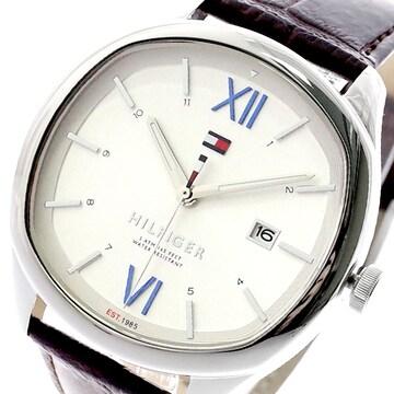 トミーヒルフィガー  腕時計 メンズ 1710364 クォーツ