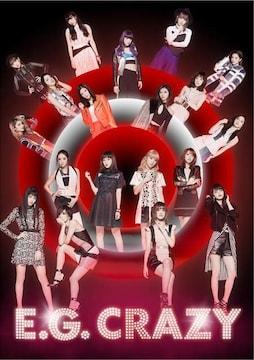 即決 特典付 E-girls E.G.CRAZY 限定 2CD+3DVD スマプラ 写真集