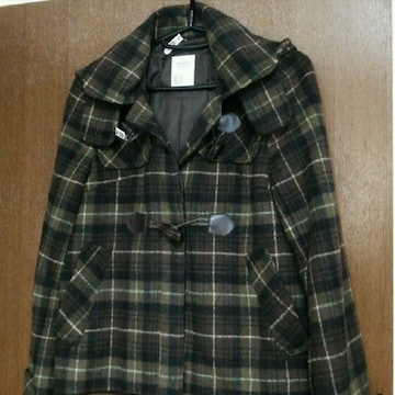 PAGE BOY ページ ボーイ ダッフル コート ジャケット