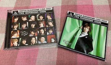 ★SUPER ハンサム LIVE 2012グッズ/THE HANDSOME SHOW