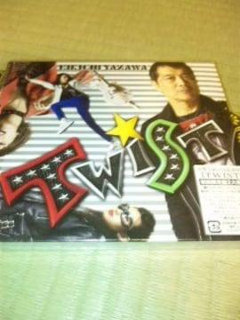 未開封初回盤DVD付きCD 矢沢永吉 TWIST