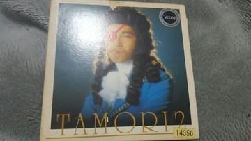 TAMORI(タモリ) TAMORI2 紙ジャケ レンタル落ち