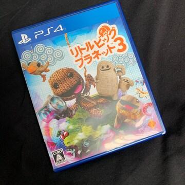 リトルビッグプラネット3 PS4