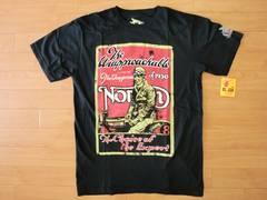 NORTON ノートン 新品 Tシャツ 黒 M