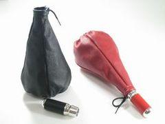 汎用本革使用シフトブーツ&シフトノブセット type2