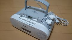東芝( TOSHIBA) CDラジオカセットレコーダー TY-CK1