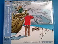 TUBE 初回盤 Melodies&MEmories�U 帯付
