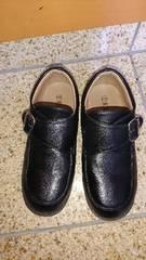 キッズ 革靴
