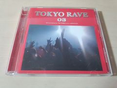 CD「TOKYO RAVE 03」(渋谷トランスDJ TORA)●